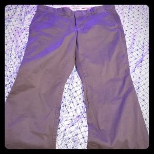 Very cute & comfortable Size 10 super flare pants